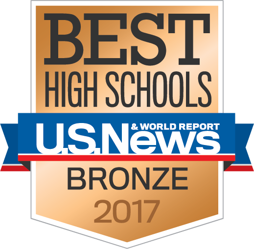 Coldwater High School - recognized as one of the best in the state by U.S. News & World Report.
