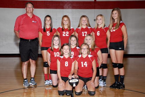 junior high school girls volleyball shortstrends for